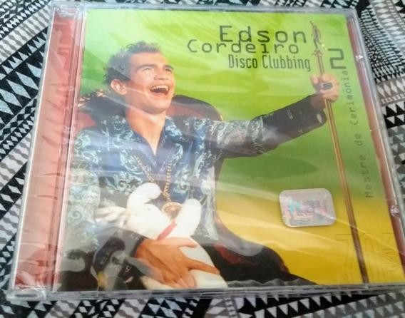 CORDEIRO DISCO CD EDSON CLUBBING BAIXAR