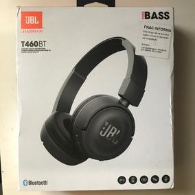 Fone Sem Fio On-ear Jbl Harman T460bt Pure Bass Bluetooth