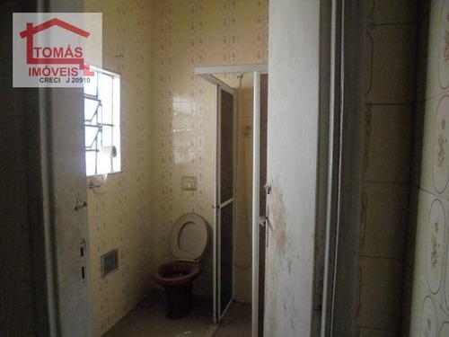 Imagem 1 de 10 de Casa Residencial À Venda, Vila Guedes, São Paulo. - Ca0173