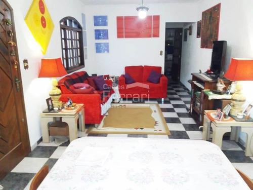 Sobrado 4 Dormitórios, 5 Vagas No Tremembé. No Pé Da Serra Da Cantareira - Cf34103