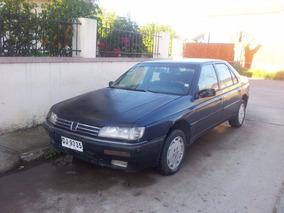 Peugeot 605 Sri, 1991.
