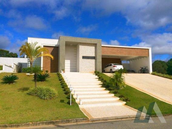 Casa Com 4 Dormitórios À Venda, 420 M² Por R$ 1.690.000,00 - Parque Reserva Fazenda Imperial - Sorocaba/sp - Ca0252
