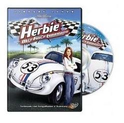 Dvd Original Do Filme Herbie Meu Fusca Turbinado
