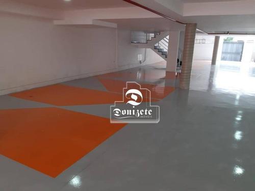 Cobertura Com 2 Dormitórios À Venda, 92 M² Por R$ 395.000,10 - Vila Scarpelli - Santo André/sp - Co11375