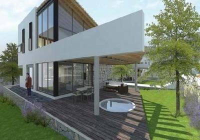 Hermosa Casa En Venta Valle De Bravo. Cod. Pgl
