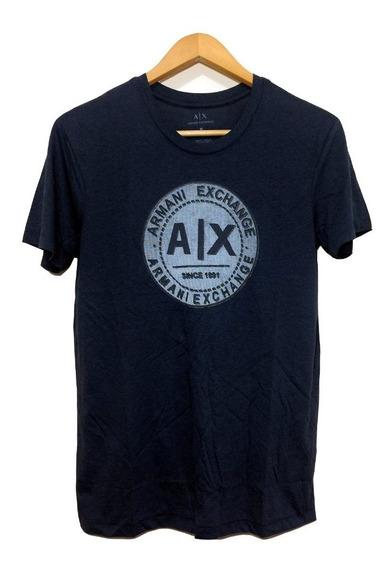 Camiseta Armani Produto Importado Autentic Tamanho M