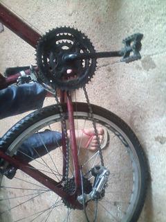 Bicicleta Athor Aro 24