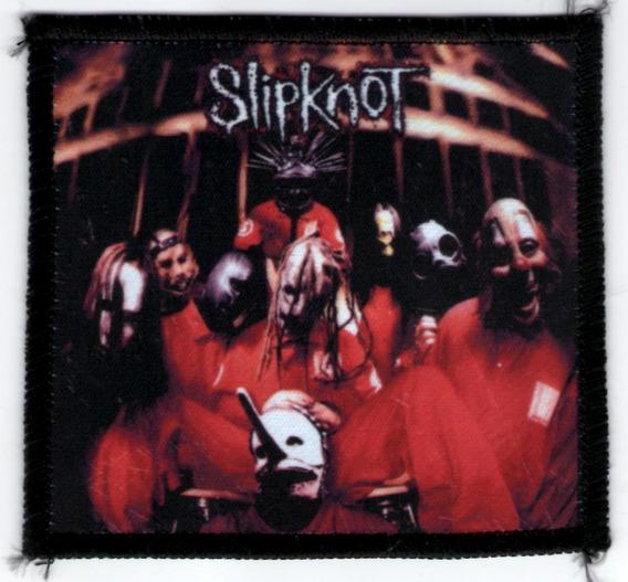 Patch Sublimado - Slipknot - Capa 1o Album - Patch 24