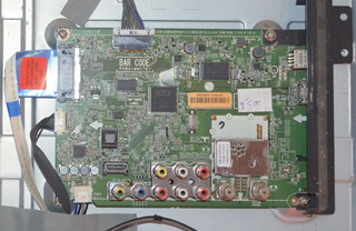 Placa Main Tv Lg 42lb5600 (usado, Funcionando %100)