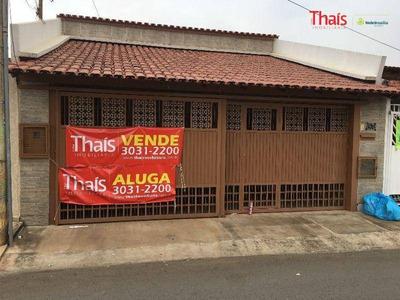 Qr 406, Conjunto 12, Casa 03 Quartos, Samambaia Norte, Brasília - Ca1479 - Ca1479