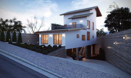 Imagem 1 de 1 de Casa Residencial À Venda, Jordanópolis, Arujá - Ca0393. - Ca0393