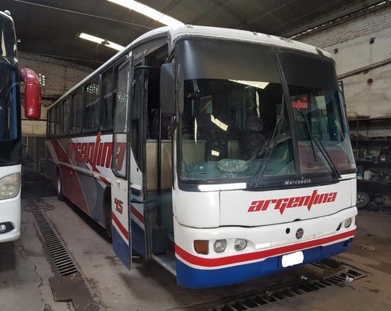 Omnibus Colectivo Scania K94 6 Cilindros Carroceria Marcopol