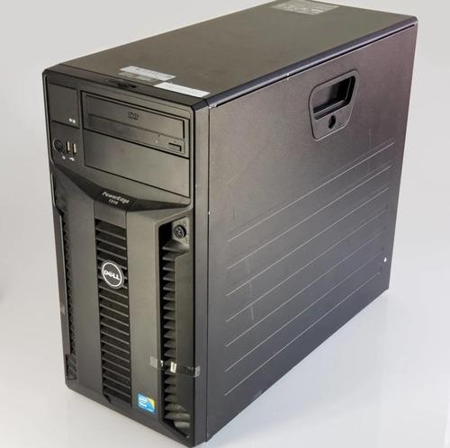 Imagem 1 de 3 de Servidor Dell Poweredge T310 - Xeon X3430 - 8gb - 500gb