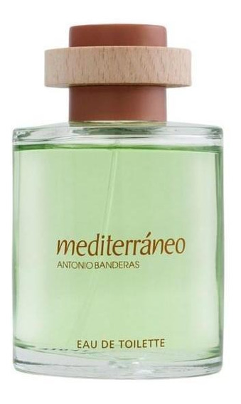 Perfume Antonio Banderas Mediterrâneo Eau De Toillete Mascul