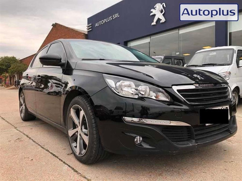Peugeot 308 Active Tiptronic 1.6 2016 Impecable!
