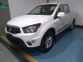 Ssangyong New Actyon Sports Mec 4x4 2000cc Die Xrfe