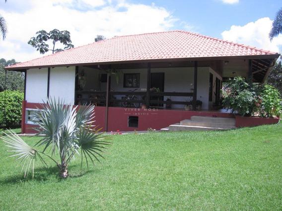 Linda Chácara Em Condomínio Fechado - Ch00008 - 32722517