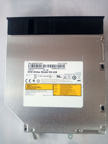 Leitor Gravador Dvd Notebook W7535 A7520 Sti 1401