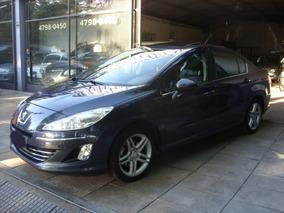 Peugeot 408 1.6 Sport Thp 163cv At 2012 Euler Autos