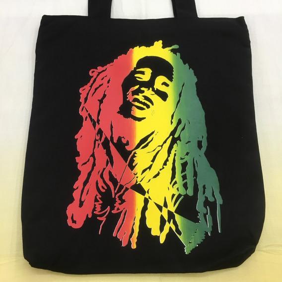 Bolsa Tecido Reggae Bob Marley