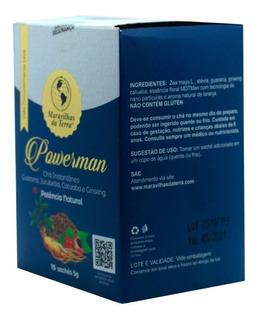 Chá Do Amor, Estimulante Masculino - Powerman