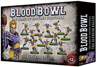 Elfheim Eagles Elven Union Equipo Blood Bowl