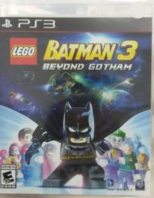 Lego Batman 3 Ps3 Novo Lacrado Envio Imediato