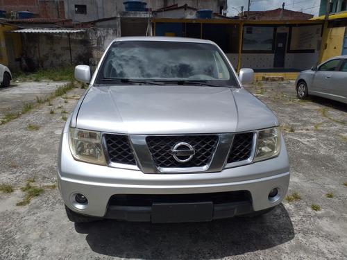 Nissan Frontier 2011 2.5 Xe Cab. Dupla 4x2 4p