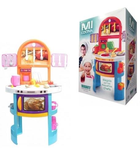 Cocina Grande Nene Y Nena Con Accesorios Duravit 611 E.full