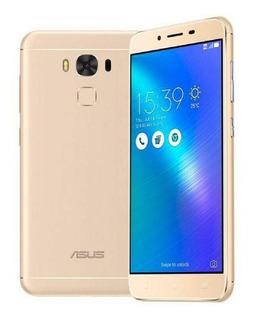 Smartphone Asus Zenfone 3 Max 16gb 2gb Dourado Semi Novo Vt2