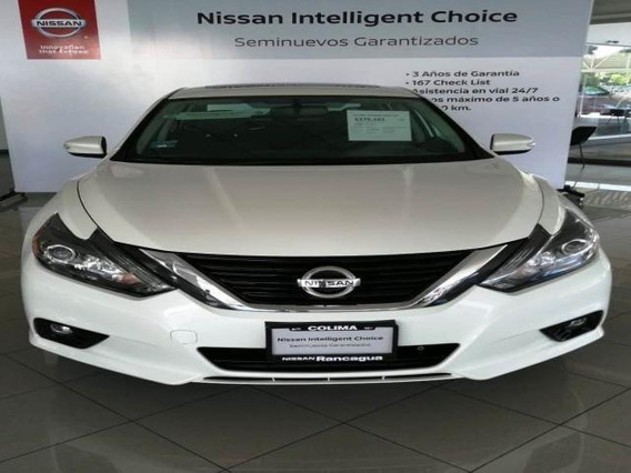 Nissan Altima 4p Advance L4 Cvt Climatronic Piel Bluetooth