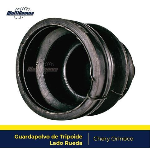 Kit Gomas Guardapolvo Tripoide Y Caja  Arauca A520 Tiggo