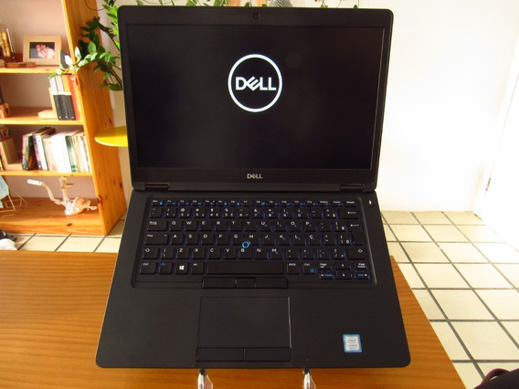 Notebook Dell Latitude 5490 I5-8250u 8ªg 8gb Ram 250gb Ssd