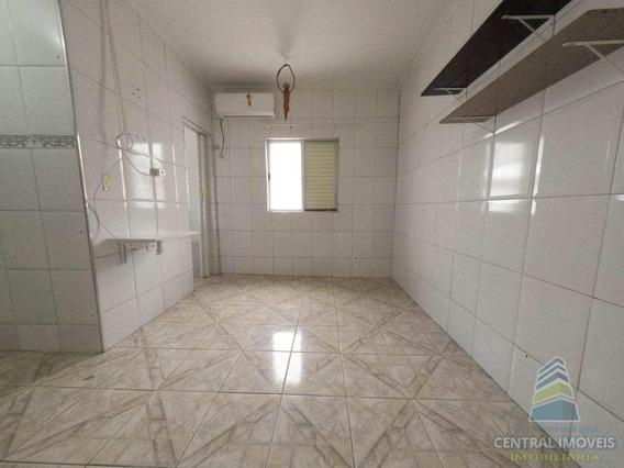 Kitnet Reformada, Ocian, Praia Grande - R$ 75 Mil, Cod: 6690 - V6690