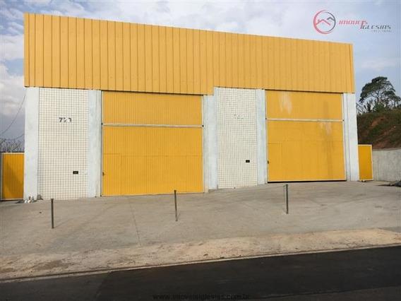 Galpões Industriais Para Alugar Em Mairiporã/sp - Alugue O Seu Galpões Industriais Aqui! - 1368143