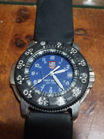 Reloj Luminox Navy Seals(usado)