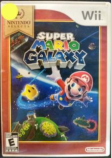 Super Mario Galaxy Wii Infinity Games