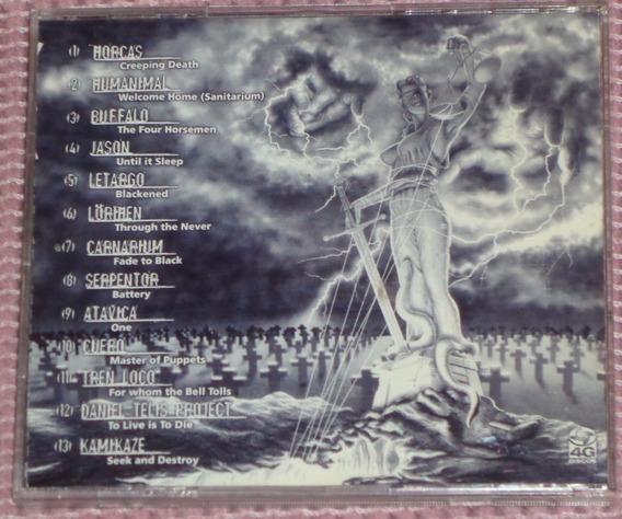 Matenlos A Todos Tributo Argentino Metallica Excelente