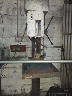 Taladro De Pie Industrial