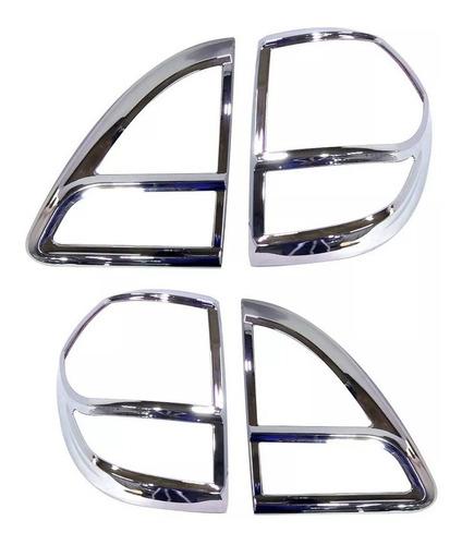 Bisel Protector Cromado Foco Mazda Bt-50 12-19