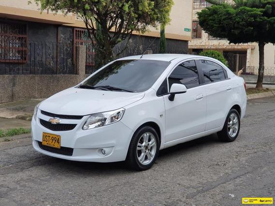 Chevrolet Sail 1.4 Ltz