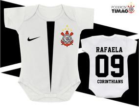 Body Futebol Camisa Corinthians 2019