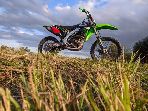 Kawasaki  Kx450f 2010