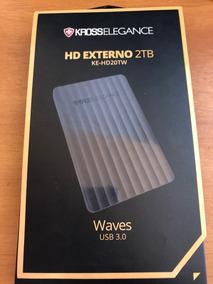 Hd Externo Krosselegance Waves 2tb