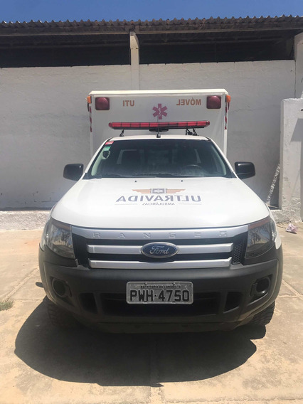 Ford Ranger 4x4 Cabine Simples 4x4