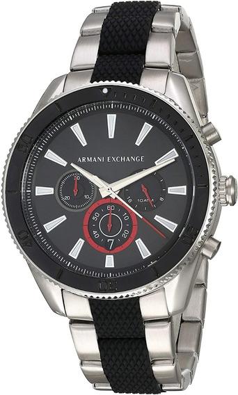 Relógio Masculino Armani Exchange Ax7106 Luxo