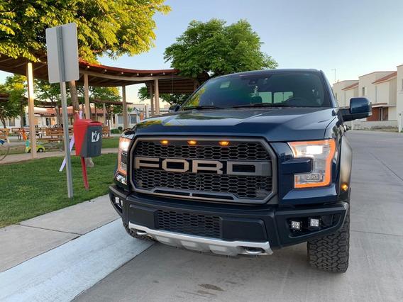 Ford Lobo 3.5 Lts Ecoboost Equipada Raptor 2017