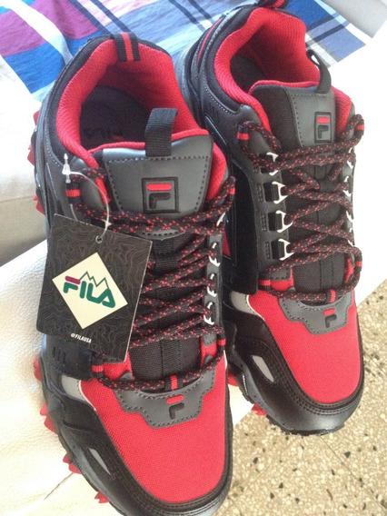 Zapatos Originales Marca Fila Traídos De Usa Nuevos Talla 42