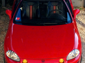 Honda Crx Del Sol 1993...cabrio....inmaculada !!!!!