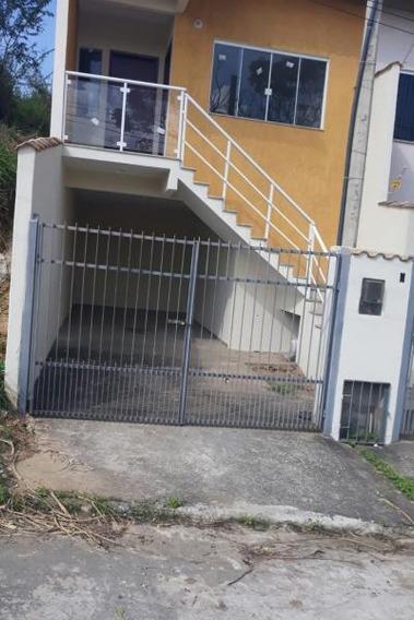 Casa Para Locação Em Volta Redonda, Parque Das Garças, 2 Dormitórios, 1 Suíte, 2 Banheiros, 2 Vagas - Al16